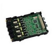 Panasonic Telephone KX-TDA5170 4-Port Hybrid Line Card (HLC4)