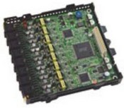 Panasonic Telephone KX-TDA5176 8-Port Proprietary Analog Extension Card