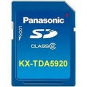 Panasonic Telephone KX-TDA5920 SD Memory Card