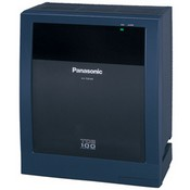 Panasonic Telephone KX-TDE100 Converged IP-PBX System with Up to 256 Extensions and 128 COs