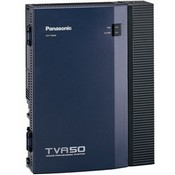 Panasonic Telephone KX-TVA50 Basic Cabinet (Initial Configuration 2 Port/4 Hours)