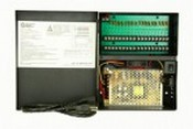 Preferred Power Products V20A18 V-Series CCTV Power Supply - 12VDC, 18 Out, 20 Amp