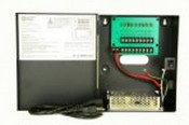 Preferred Power Products V5A9 V-Series CCTV Power Supply - 12VDC, 9 Out, 5 Amp