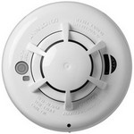 Tyco Safety Products  (Dsc) - Usa WS4936 Wireless Photoelectric Smoke Detector