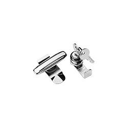 Hoffman AL12AR T-Handle Latch and Keyed Cylinder Lock Kits