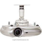 Premier Mounts PBC-UMW Universal Projector Mount (White)