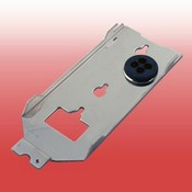 Takex America BW-14 Wall Mount Metal Backplate, Suits MS-60 or MS-100