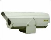 Revere Industries RVCH-100 In/Outdoor Video Hsg, White