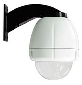 Videolarm RHW75C2N IP Network Ready Vandal-Resistant Outdoor Dome Housing With Wall Mount