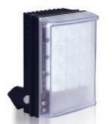 Raytec RL50-50-IP Raylux White Light 50 IP Series, Powered from PoE, Indoor/Outdoor 25W, 50 Degree
