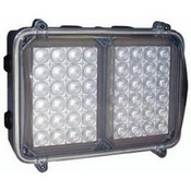 Raytec RMW2-200-120-PC Warrior II, Explosion Protected Lighting With External Photocell, 120 Degree