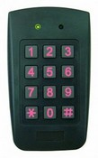 Rosslare Security AC-F44 Outdoor Backlit PIN & Proximity Standalone Controller