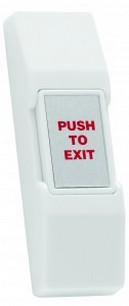 Rosslare Security Ex 01 Push To Exit Button