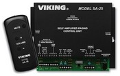 Viking Electronics SA-25 Self Amplified Paging System Control Uni