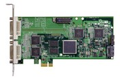 NUUO SCB-6004S 4 Channel H.264 PCI-E Video Capture Card, 30fps