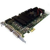 NUUO SCB-7008R 8 Channel Hybrid Hardware H.264 Compression Card 240FPS D1 Real Time
