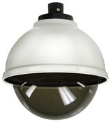 "Videolarm SDP12THB 12"" Outdoor Dome Housing With Pendant Mount, Tinted Dome"