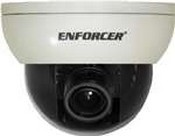 Seco Larm EV-122C-VWA3 Vandal-Resistant Mini Dome Camera. Sony CCD, 3.6MM Lens, 420 TV Lines Resolution. Color