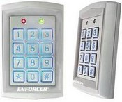 Seco Larm SK-1323-SDQ 1,010 Users, Two 1-Amp Relays Weatherproof Stand-Alone Access Control Keypad