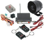 Seco-Larm SLI840 High-End Keyless Entry Alarm For Use On