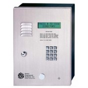 Select Engineered Systems CAT2HF75 Controlled Access With 2 Line LCD Display Directory