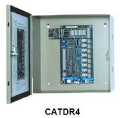 Select Engineered Systems CATDR4 Access Control SES CATDR4 CAT Expansion Modules
