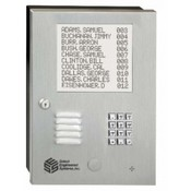 Select Engineered Systems T10HF250 Telephone Entry Control