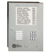 Select Engineered Systems T10HF75 Telephone Entry Control