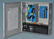 Altronix SMP5PMP4CB 4 PTC Outputs Supervised Power Supply/Charger 12/24VDC @ 4A Grey Enclosure