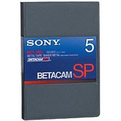 Sony BCT-5MA Five-Minute Betacam SP Video Cassette (Small)