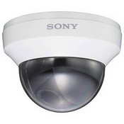 Sony SSC-N21A Analog Color Mini-Dome Camera