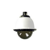 Sony UNI-OPS7T1, Outdoor Pressurized Pendant Mount Housing for SNC-RZ30N / SNC-RZ50N, Tinted Dome
