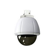 Sony UNI-ORS7T1W Outdoor VANDAL Resistant, Wireless Ready Housing w/ H/B, Pendant Mount for SNC-RZ50N Tinted Lower Dome