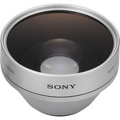Sony VCL-HA07A 25, 30mm 0.7x Wide Angle Converter Lens