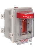 Safety Technology STI-1200A-HTR Stopper II Heated Enclosure With 4