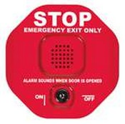 Safety Technology STI-6400 Exit Stopper Multi Function Door Alarm