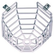 Safety Technology STI-9605 Steel Web Stopper, for Mini Smoke Detectors, Surface Mount, Protective Coated Steel Wire Guard