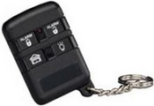 Street Smart Security CEREMLXB Extra four-button remote for CE3 and CE2Y-LX2 - Black