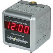 Sperry West SWDVR32C Clock Radio Covert Camera with In-Built DVR