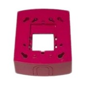 System Sensor BBS2 Red Wall Back Box Skirt