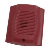 System Sensor HR Red 12/24 Volt Horn for Ceiling or Wall
