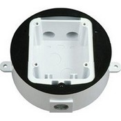 System Sensor MWBBCW White, Ceiling-Mounted, Weatherproof Back Box