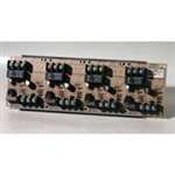 System Sensor R-14T 4 Gang (SPDT) Form-C Relay With 4 Activation Leds