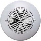 System Sensor SP300W is s High-Spl, Round, White, 25.0/70.7 Vrms Speaker