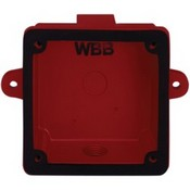 System Sensor WBB Weatherproof Back Box For Use With Ssm/Ssv Bells