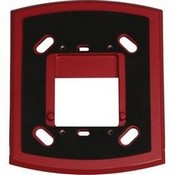 System Sensor WTP Watertight Plate Wall H/S Red