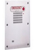 Talk-A-Phone ETP-400-HTR Handsfree Indoor Outdoor Emergency Phone Flush