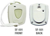 Tektone Sound & Signal SF-501 Water Resistant Single Button Call Transmitter
