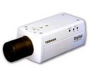 "Toshiba IK-6550A-B ""Open Box""  High Resolution Day/Night Cctv Camera"