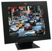 Totevision LCD-1700V 17-Inch LCD Monitor with Desk Stand, NTSC/PAL, with Computer and Video Inputs and Picture-In-Picture Feature